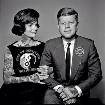 Tus Mitos Tatuados - Jackie O JFK