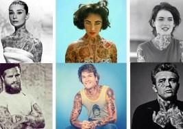 ¿Quieres ver cómo les Sentarían los Tatuajes a tus Mitos?
