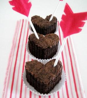 Regalos DIY para San Valentín - Prepara postres con formas de Corazón