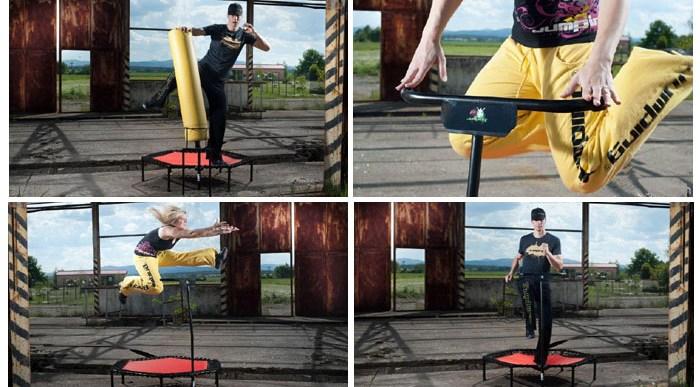 Lo último en Fitness se llama Power Jump.