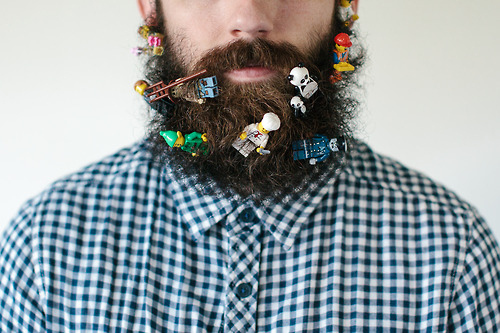 Reto Hipster - Muñecos LEGO