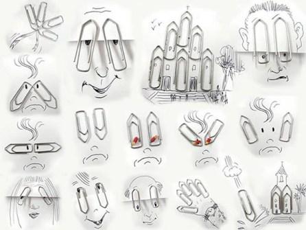 Ilustraciones en 3D que están a tu alcance - Clips