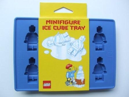 Utensilios de Cocina que harán que parezcas Guay - Cubos de hielo LEGO