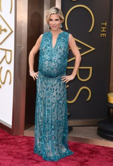 Las Peor Vestidas Oscar 2014 - Elsa Pataki