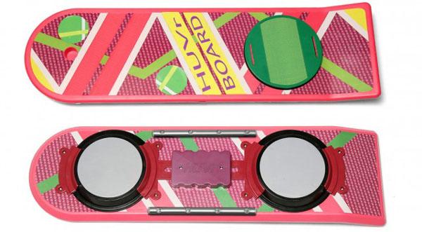 HUVr - El Gadget del Futuro - Un monopatín volador
