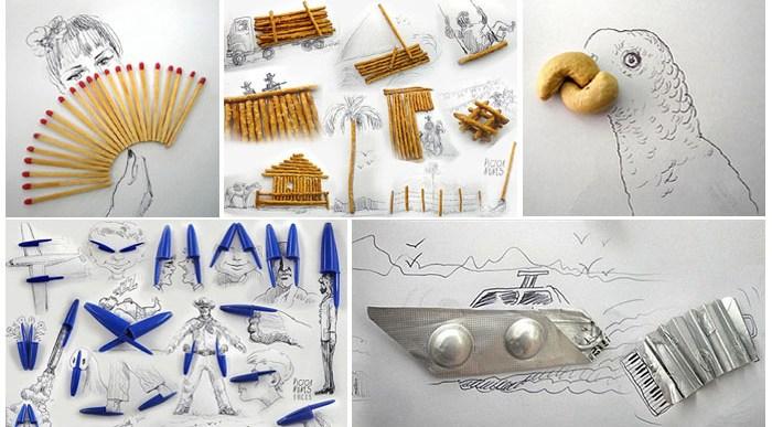 20 Ilustraciones en 3D que están a tu alcance.