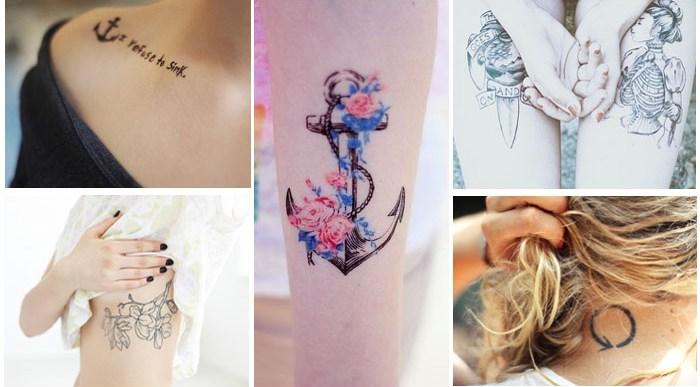 Los Mejores Sitios para Tatuarse (Parte I).