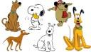 6 perros de Ficción, conoces de que raza son?