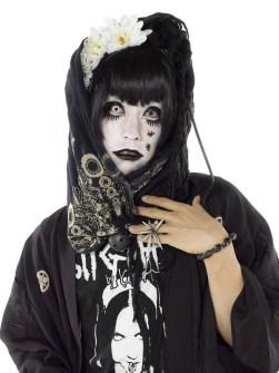 Las Tribus Urbanas más Radicales de Japón - Lolita Gótica