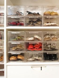 Trucos para Organizar Fácil tus Cosas - Cajas de metacrilato para organizar los zapatos