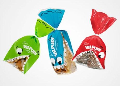 El Packaging con Mejor Diseño - Pan de Molde