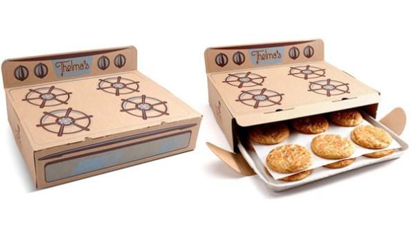 El Packaging con Mejor Diseño - Galletas Caseras