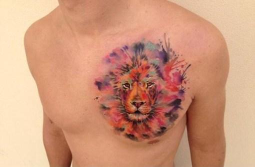Tatuajes Acuarela - Ondrash - Znojmo, República Checa