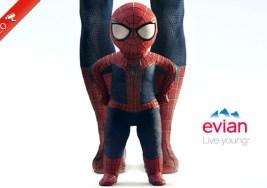 El Pique de Spiderman contra la Versión Infantil de sí mismo.