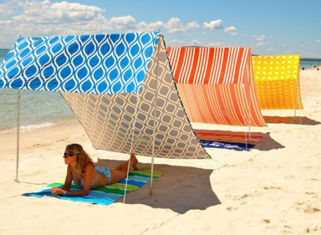 Gadgets de Playa - Parasoles regulables