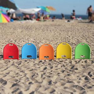 Gadgets de Playa - Silla de playa portátil