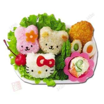 Bocaditos de Hello Kitty - Bento
