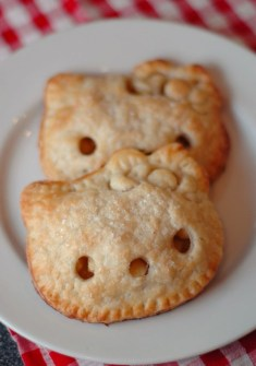 Bocaditos de Hello Kitty - Empanadillas