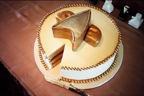 Tartas de Boda para Freaks - Star Trek