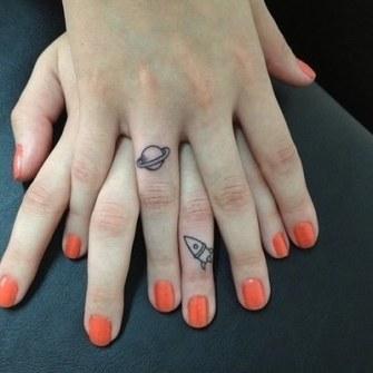 Mini Tatuajes ideales para Chicas - Tatuajes mini en las manos