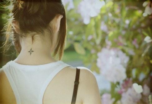 Mini Tatuajes ideales para Chicas - Tatuajes de mini símbolos