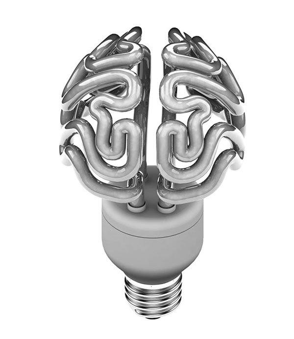 Bombilla Cerebro