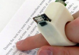 Del Braille al Finger Reader, un Dispositivo para Invidentes.