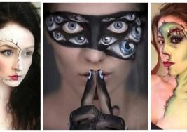 21 Propuestas para tu Maquillaje de Halloween.