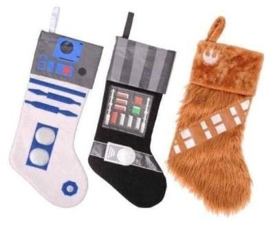 Calcetines de Navidad Star Wars