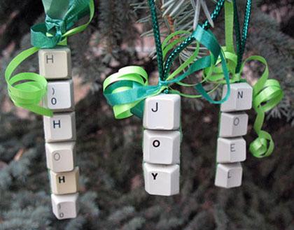 Adornos de Navidad Geek