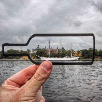 Un Barco en Estocolmo