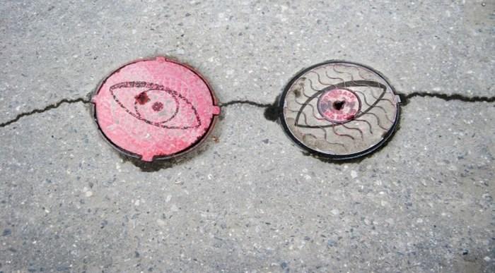 Abre los ojos! El Arte está en la calle.