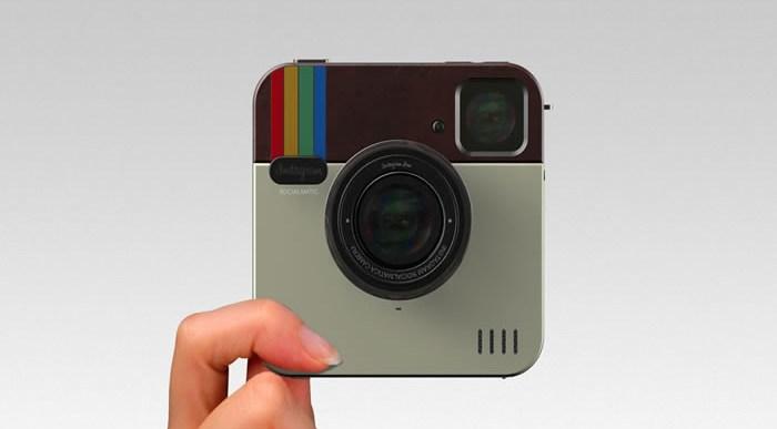 Cámara de fotos SocialMatic. Nuevas Tecnologias.