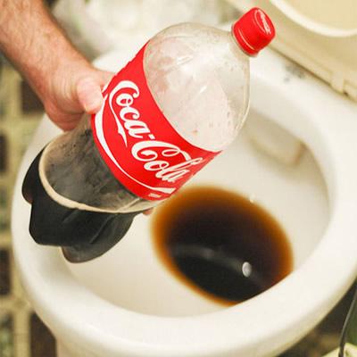 Cómo desatascar el water