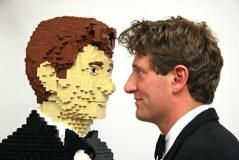 Lego Autoretrato.
