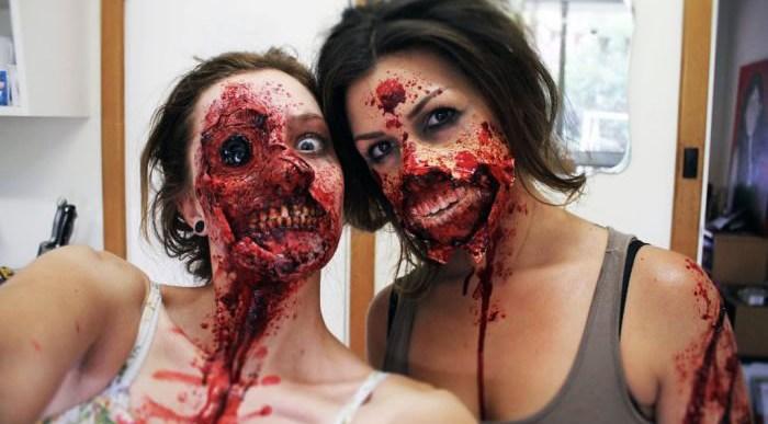 ¿Qué te pones si te invitan a una fiesta Zombie?