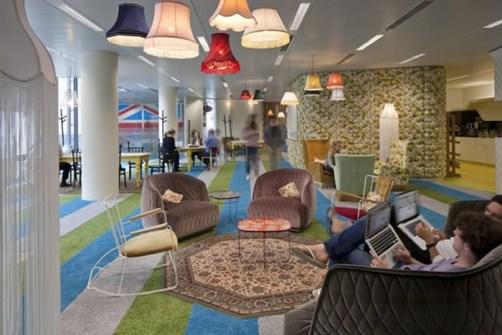 Oficinas Google en Tel Aviv