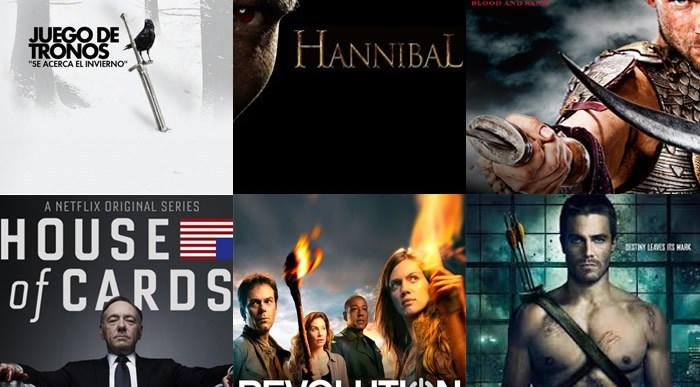 Series de Televisión para el 2013