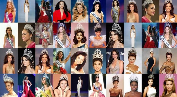 Existen mujeres más guapas en los últimos 33 años?