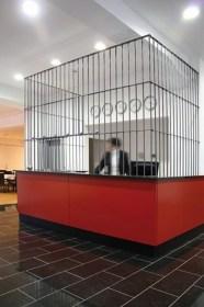 Hotel cárcel en Alemania.