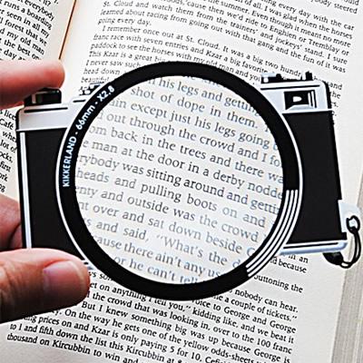 Lupa de lectura