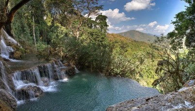 Natural Infinity Pools