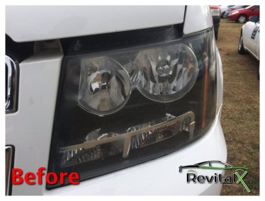 Before and After RevitalX 1 17
