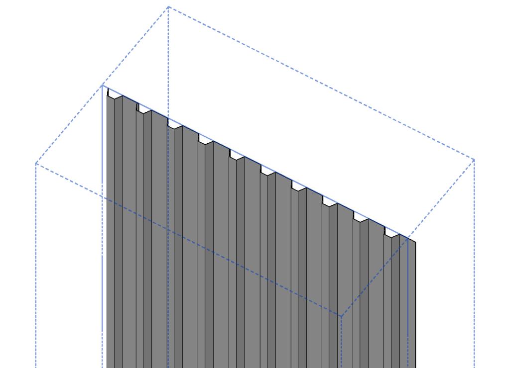 metal sheet cladding