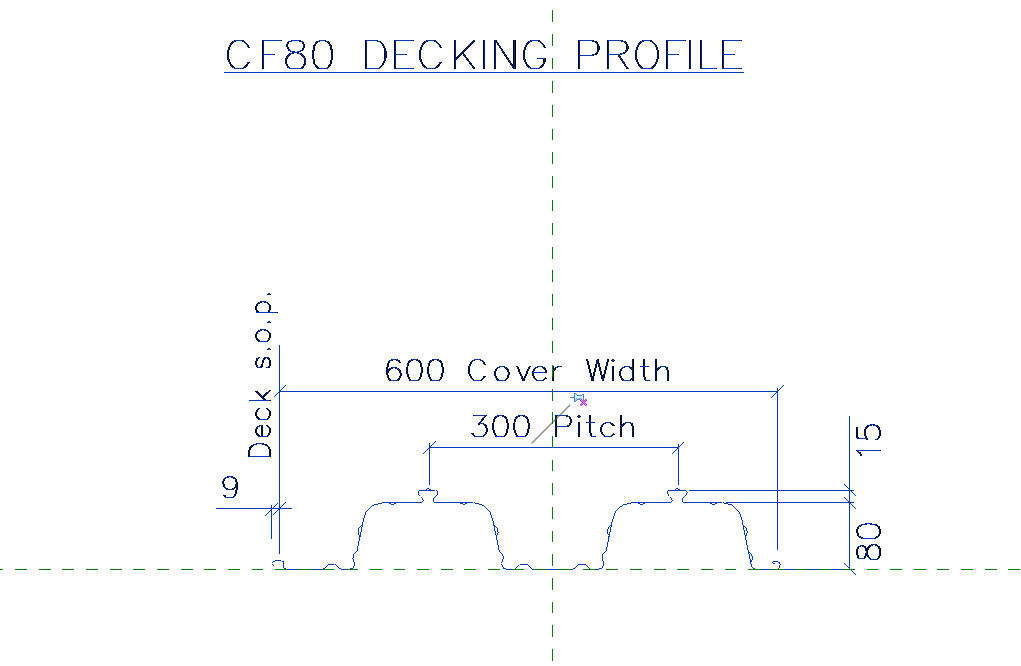 Metal Deck Profile