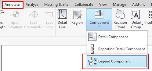 You Legend! - Creating Legends in Revit using Legend