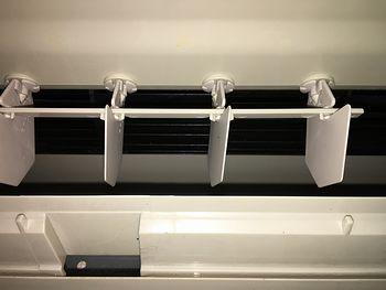 エアコン送風口内部洗浄