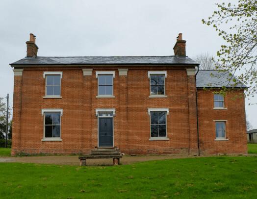 Restoration Project - Suffolk Farm House