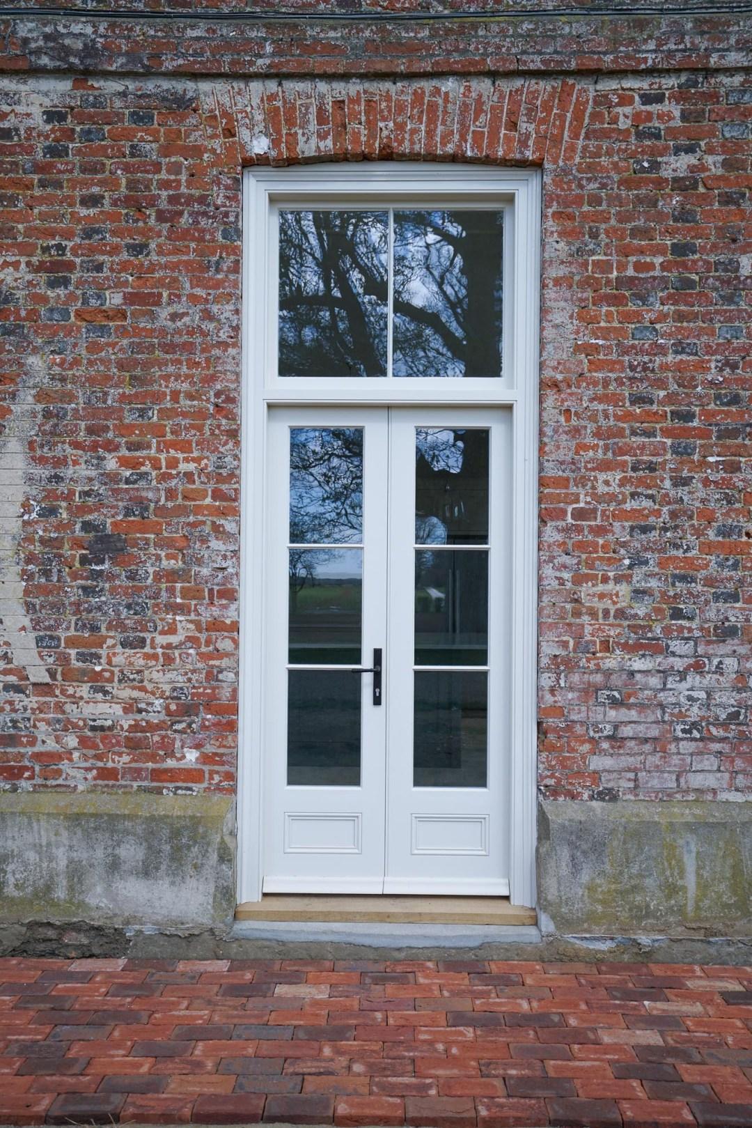 Friston Hall French Doors