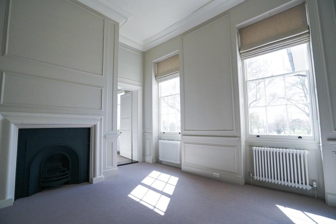 Friston Hall Bedroom Master Suite